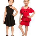 Cutiepie Elegant Girls Dresses11