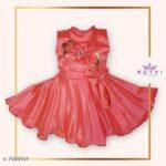 Princess Elegant Girls Frocks & Dresses-2